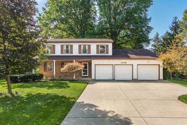 5703 Concord Hill Drive, Columbus, OH 43213 (MLS #220031781) :: Core Ohio Realty Advisors