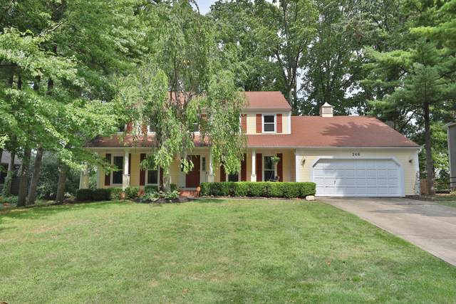 366 Bailey Place, Columbus, OH 43235 (MLS #220031805) :: ERA Real Solutions Realty