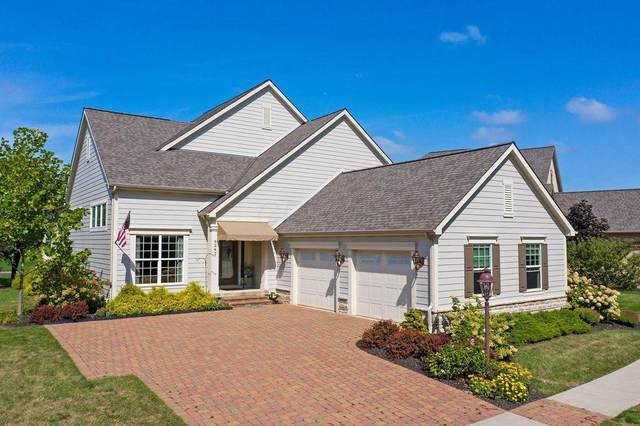 8247 Coldwater Drive, Powell, OH 43065 (MLS #220031828) :: The Willcut Group
