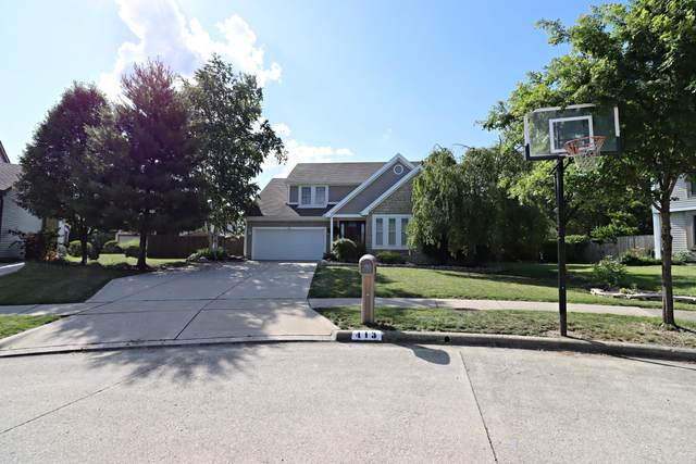 413 Mulberry Way W, Westerville, OH 43082 (MLS #220031833) :: ERA Real Solutions Realty
