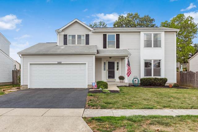 3103 Castlebrook Avenue, Hilliard, OH 43026 (MLS #220031851) :: Core Ohio Realty Advisors