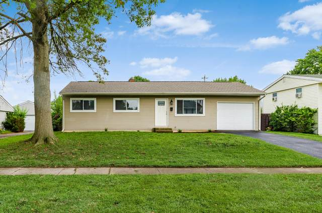 886 Olympia Drive, Columbus, OH 43207 (MLS #220031877) :: Dublin Realty Group