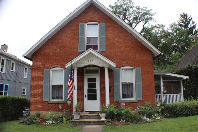 210 N Gay Street, Mount Vernon, OH 43050 (MLS #220031888) :: The Holden Agency