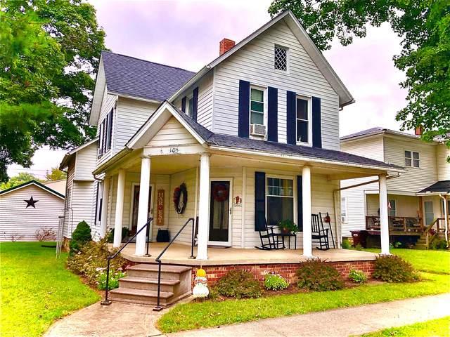 105 E Ross Street, Danville, OH 43014 (MLS #220031890) :: The Holden Agency