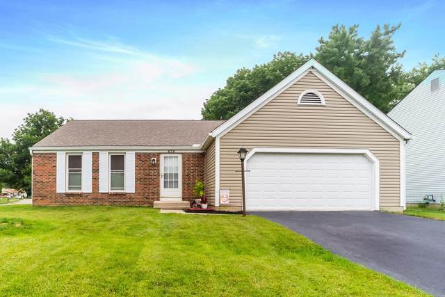 475 Doverwood Drive, Reynoldsburg, OH 43068 (MLS #220031908) :: The Jeff and Neal Team | Nth Degree Realty