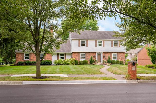 4585 Gateway Drive, Upper Arlington, OH 43220 (MLS #220031924) :: MORE Ohio