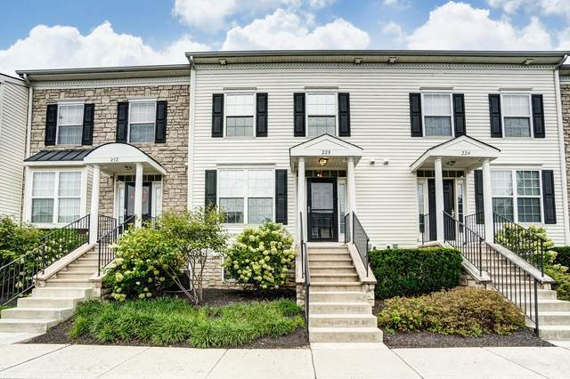 228 Oxford Oak Drive, Blacklick, OH 43004 (MLS #220031948) :: CARLETON REALTY