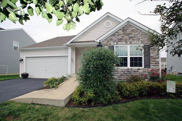 257 Flushing Way, Sunbury, OH 43074 (MLS #220031958) :: Signature Real Estate