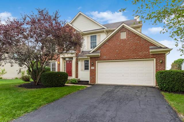 2832 Griffin Drive, Lewis Center, OH 43035 (MLS #220031962) :: Core Ohio Realty Advisors