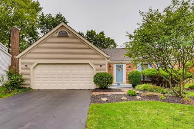 1403 Tiehack Court, Columbus, OH 43235 (MLS #220031977) :: Core Ohio Realty Advisors