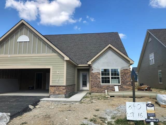 840 Summerlin Lane, Marysville, OH 43040 (MLS #220032004) :: Keller Williams Excel