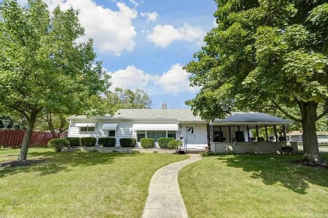 3945 Girbert Street, Grove City, OH 43123 (MLS #220032022) :: ERA Real Solutions Realty