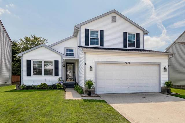 7341 Emerald Tree Drive, Canal Winchester, OH 43110 (MLS #220032048) :: Signature Real Estate