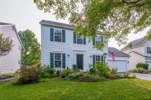 6906 Peachtree Circle, Westerville, OH 43082 (MLS #220032110) :: The Willcut Group