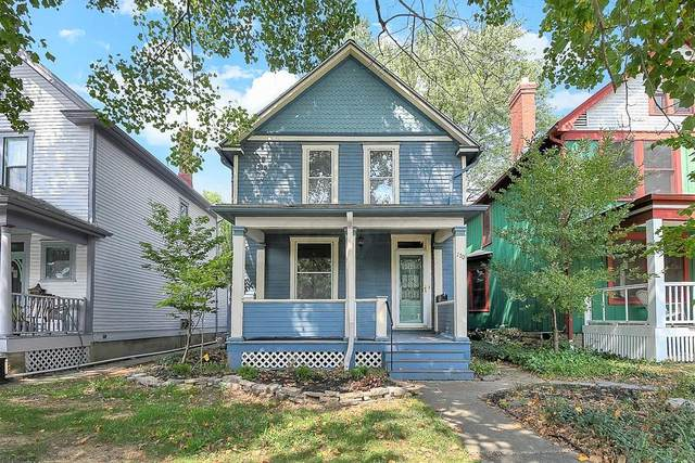 170 E Maynard Avenue, Columbus, OH 43202 (MLS #220032134) :: The Clark Group @ ERA Real Solutions Realty