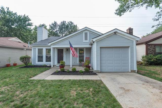 6343 Emberwood Road, Dublin, OH 43017 (MLS #220032136) :: The Clark Group @ ERA Real Solutions Realty
