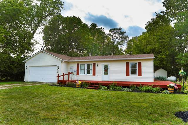 11350 Kiousville-Palestine Road, Mount Sterling, OH 43143 (MLS #220032137) :: Shannon Grimm & Partners Team