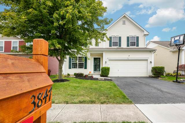 3847 Winding Path Drive, Canal Winchester, OH 43110 (MLS #220032159) :: The Willcut Group
