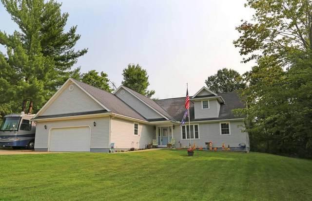 208 N Ridge Heights Drive, Howard, OH 43028 (MLS #220032185) :: Sam Miller Team
