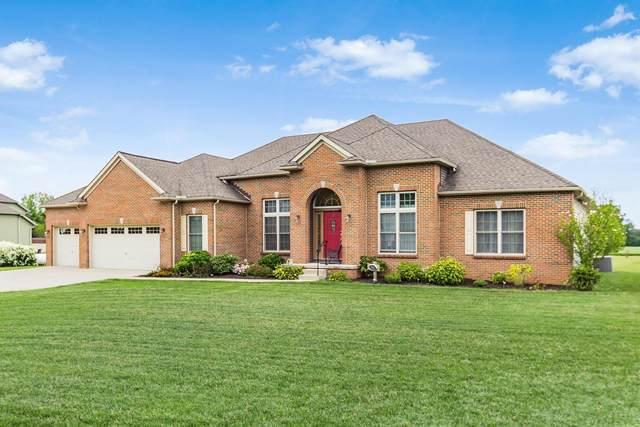 7387 Berkshire Road, Sunbury, OH 43074 (MLS #220032190) :: Keller Williams Excel