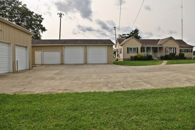 407 S Springhill Street, Bellefontaine, OH 43311 (MLS #220032193) :: RE/MAX ONE