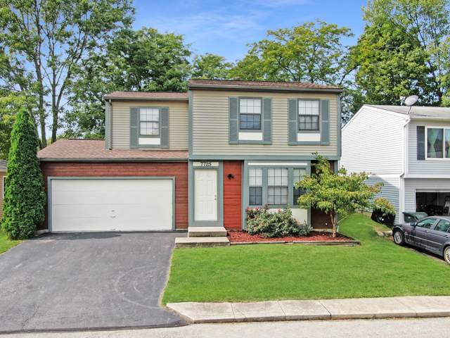 7725 Whitneyway Drive #11, Columbus, OH 43085 (MLS #220032233) :: The Willcut Group