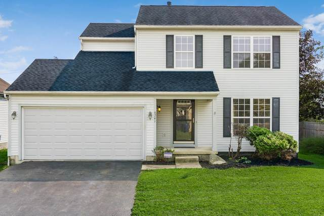 6741 Warriner Way, Canal Winchester, OH 43110 (MLS #220032250) :: RE/MAX ONE