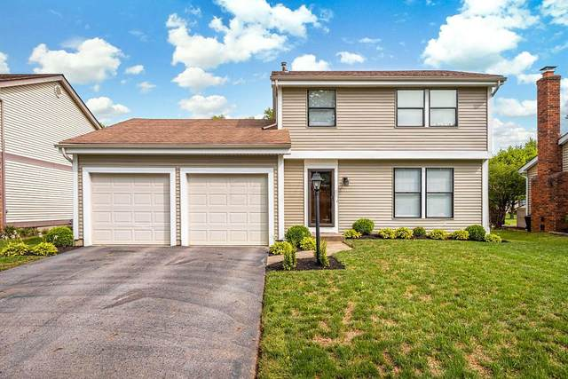 1700 Twin Oaks Drive, Powell, OH 43065 (MLS #220032256) :: Core Ohio Realty Advisors
