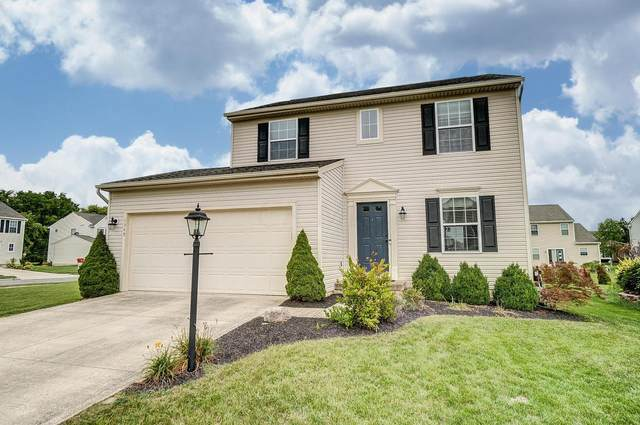 1349 Wagy Square, Pataskala, OH 43062 (MLS #220032258) :: Sam Miller Team