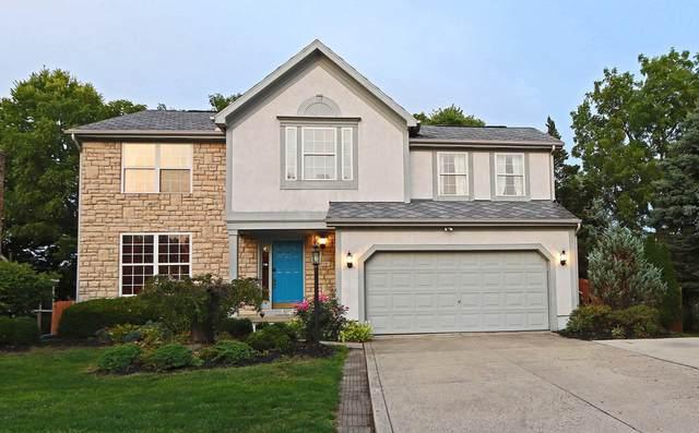 3754 Amerine Lane, Hilliard, OH 43026 (MLS #220032268) :: Exp Realty