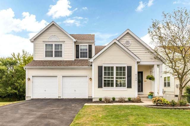 6124 Crossmont Court, New Albany, OH 43054 (MLS #220032270) :: The Willcut Group