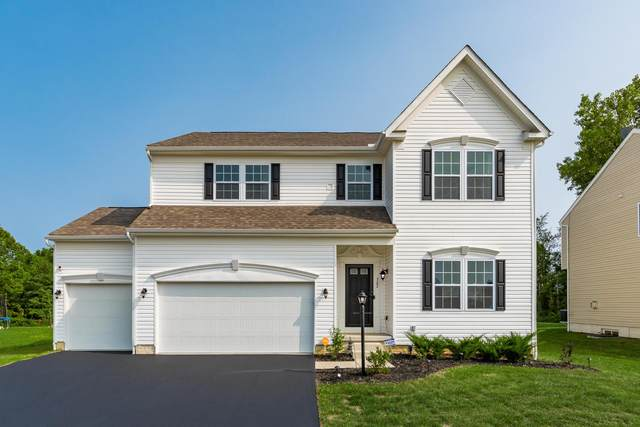 302 Green Acres Drive, Johnstown, OH 43031 (MLS #220032281) :: 3 Degrees Realty