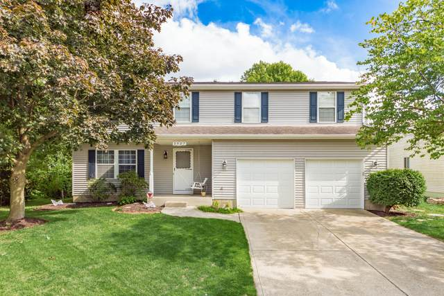 3587 Cypress Creek Drive, Columbus, OH 43228 (MLS #220032323) :: Sam Miller Team