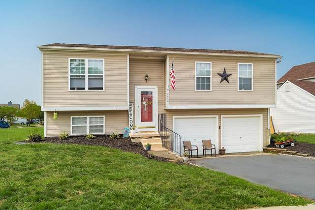 2097 Maribeth Place, Grove City, OH 43123 (MLS #220032328) :: The Clark Group @ ERA Real Solutions Realty
