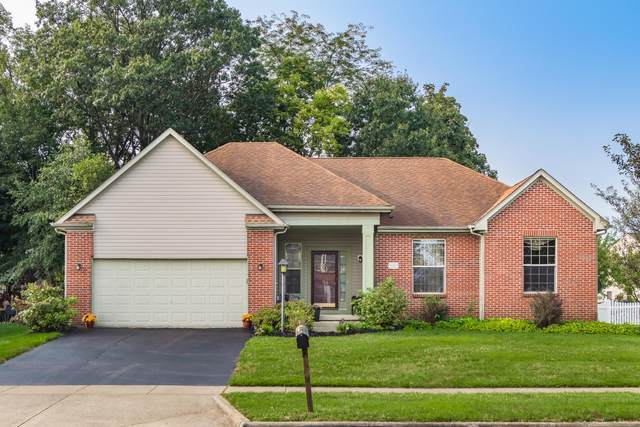 653 Canteridge Drive, Pickerington, OH 43147 (MLS #220032330) :: The Clark Group @ ERA Real Solutions Realty