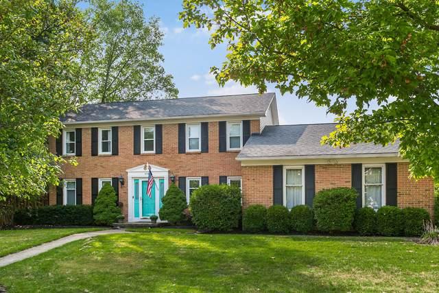4541 Crompton Drive, Upper Arlington, OH 43220 (MLS #220032352) :: Signature Real Estate