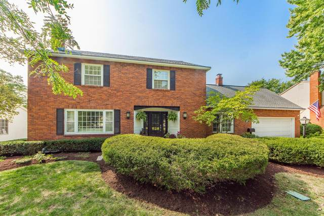 4147 Squires Lane, Upper Arlington, OH 43220 (MLS #220032354) :: The Jeff and Neal Team | Nth Degree Realty