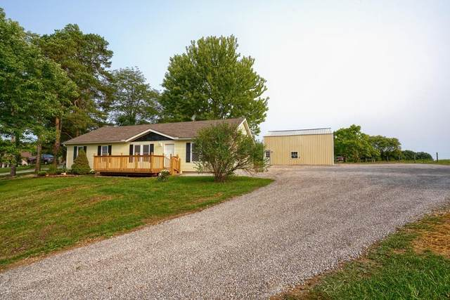 4459 Township Road 21, Marengo, OH 43334 (MLS #220032403) :: The Holden Agency