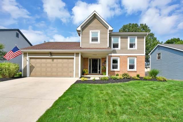 1504 Deer Crossing Lane, Worthington, OH 43085 (MLS #220032422) :: The Willcut Group