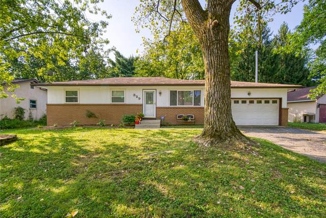 329 Muskingum Drive, Gahanna, OH 43230 (MLS #220032425) :: Jarrett Home Group