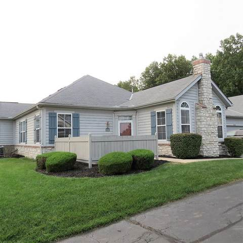 6214 Brickside Drive 24-621, New Albany, OH 43054 (MLS #220032429) :: Sam Miller Team