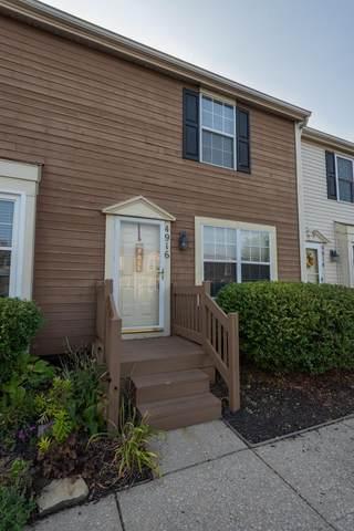 4916 Stoneybrook Boulevard 19B, Hilliard, OH 43026 (MLS #220032447) :: ERA Real Solutions Realty