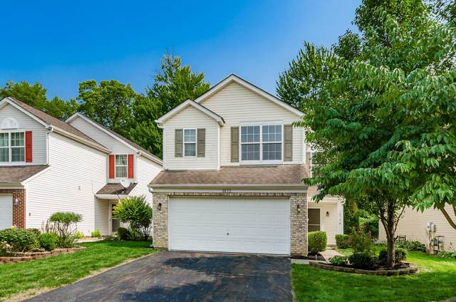 1872 Dry Wash Road, Hilliard, OH 43026 (MLS #220032460) :: The Willcut Group
