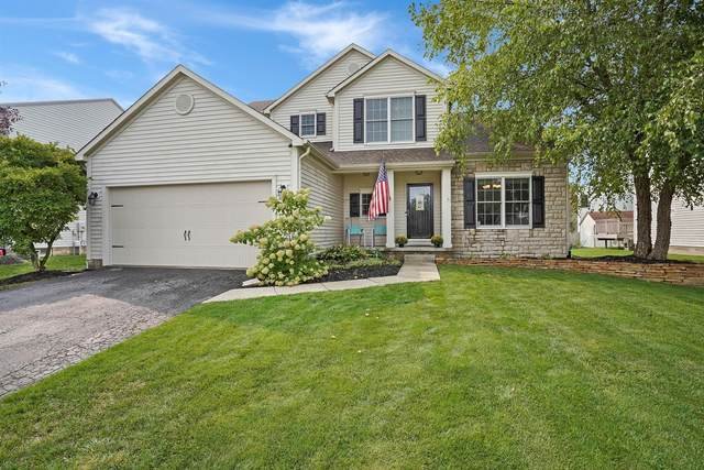 757 Ridgeview Drive, Pataskala, OH 43062 (MLS #220032462) :: The Jeff and Neal Team | Nth Degree Realty