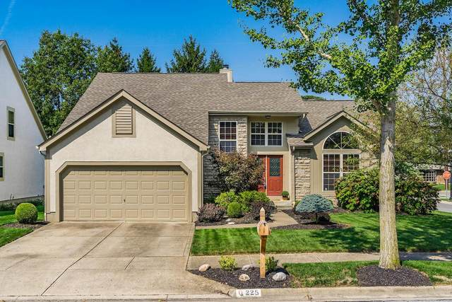 225 Brownstone Court, Westerville, OH 43081 (MLS #220032482) :: The Willcut Group