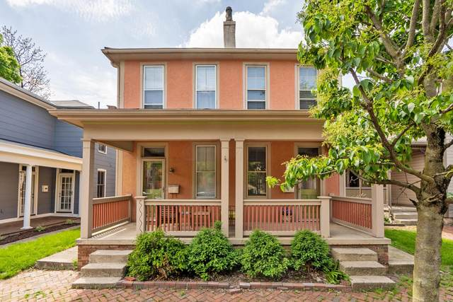 685 Kerr Street, Columbus, OH 43215 (MLS #220032484) :: The Clark Group @ ERA Real Solutions Realty