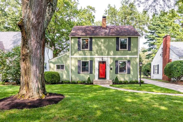 302 E Beaumont Road, Columbus, OH 43214 (MLS #220032491) :: The Willcut Group
