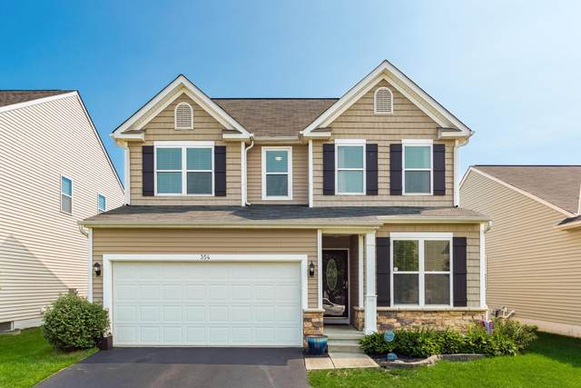 354 Benedetti Avenue, Columbus, OH 43213 (MLS #220032497) :: The Willcut Group