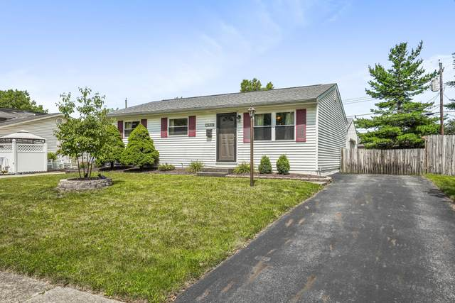 3600 Karikal Drive, Westerville, OH 43081 (MLS #220032503) :: The Clark Group @ ERA Real Solutions Realty