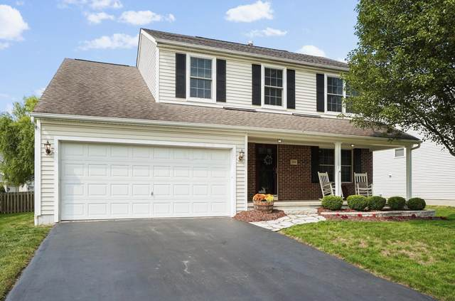 154 Ruby Red Lane, Delaware, OH 43015 (MLS #220032511) :: Berkshire Hathaway HomeServices Crager Tobin Real Estate
